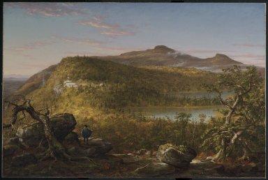 thomas-cole-two-lakes
