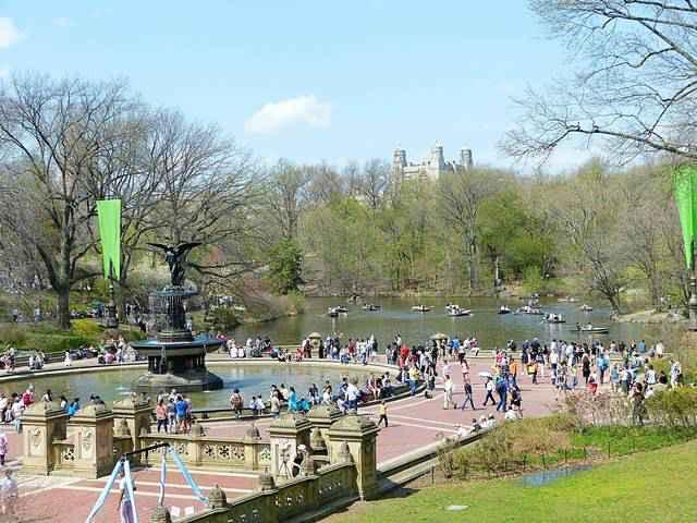 Central Park Spring (11)