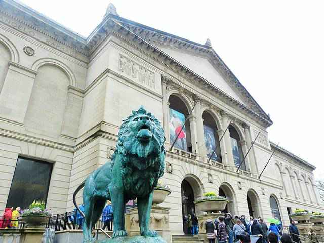 Art Institute of Chicago (1)