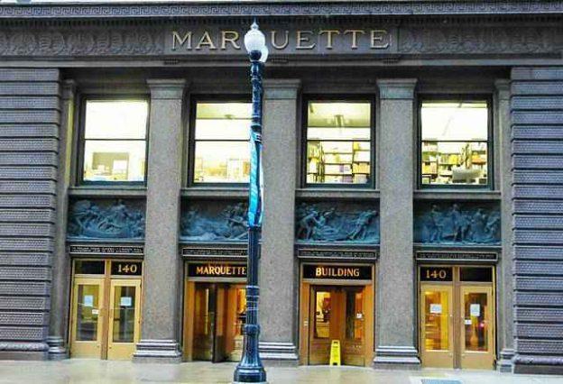 Marquette Building (1)