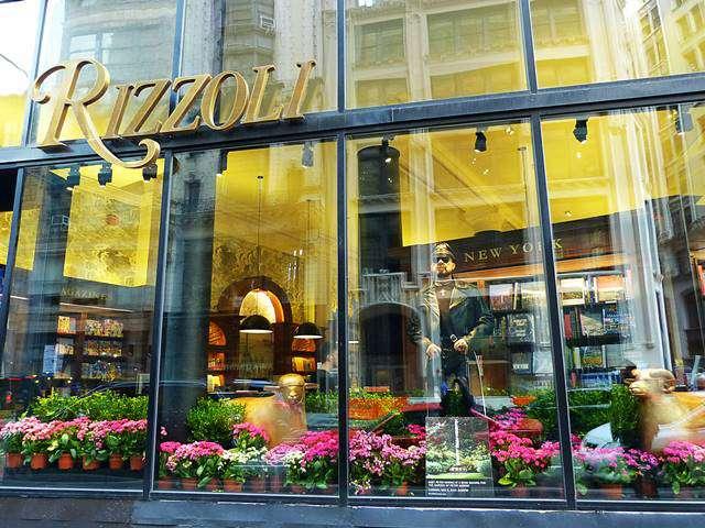 Rizzoli Bookstore (1)