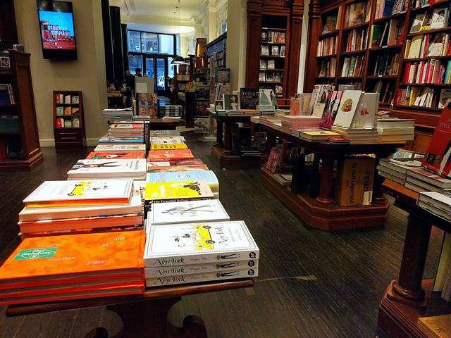 Rizzoli Bookstore (3)