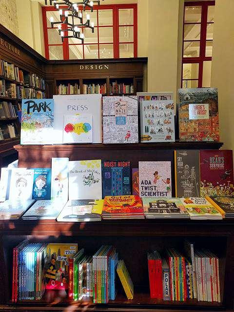 Rizzoli Bookstore (5)