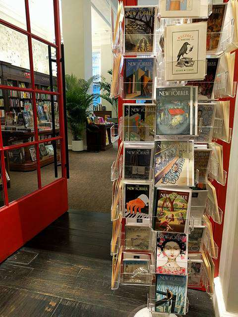 Rizzoli Bookstore (8)