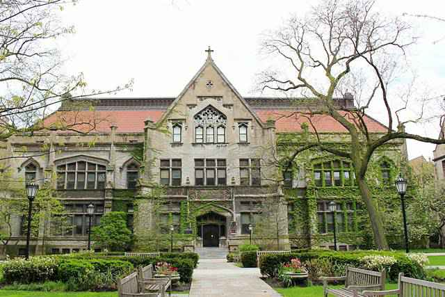 University of Chicago (8)