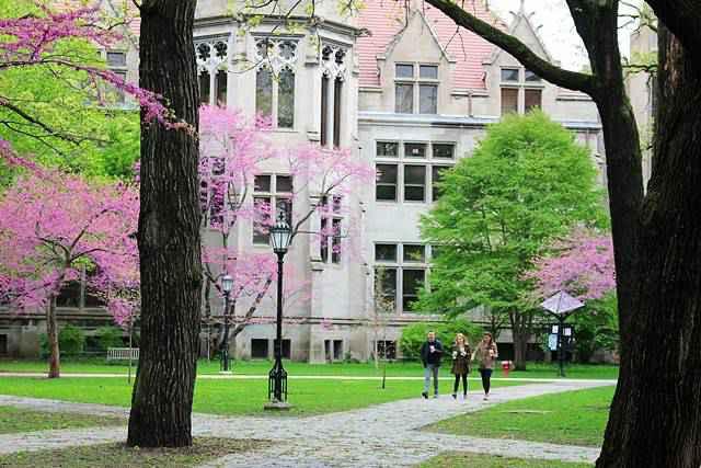 University of Chicago (9)