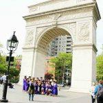 Washington Square Park Graduation (9)