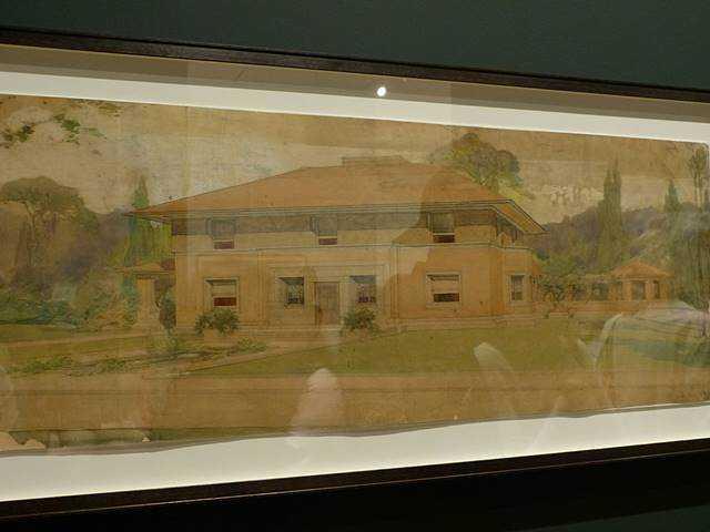 Frank Lloyd Wright MoMA (11)
