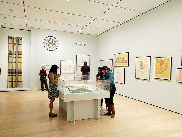 Frank Lloyd Wright MoMA (15)