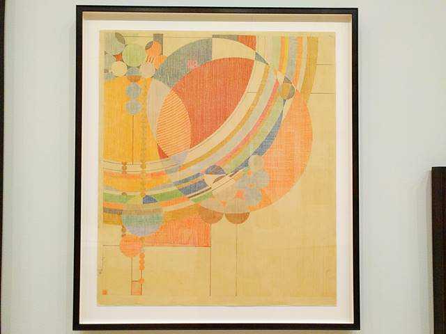 Frank Lloyd Wright MoMA (16)