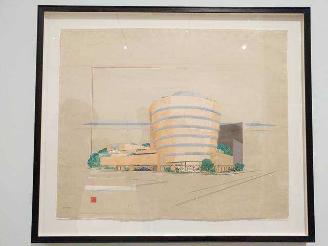 Frank Lloyd Wright MoMA (2)