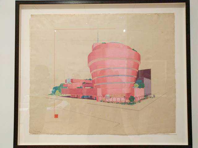 Frank Lloyd Wright MoMA (3)