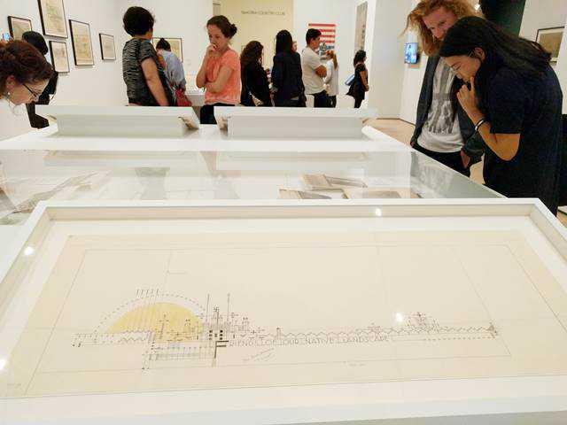 Frank Lloyd Wright MoMA (6)