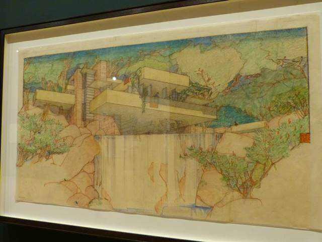 Frank Lloyd Wright MoMA (7)