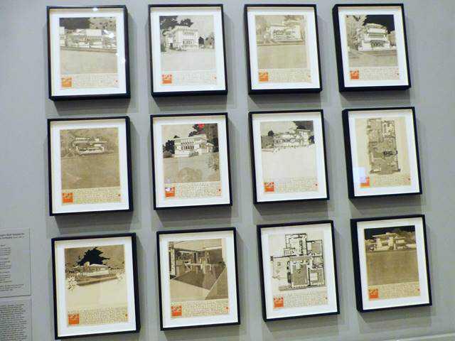 Frank Lloyd Wright MoMA (8)