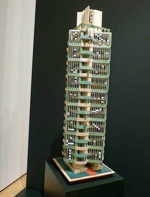Frank Lloyd Wright MoMA (9)