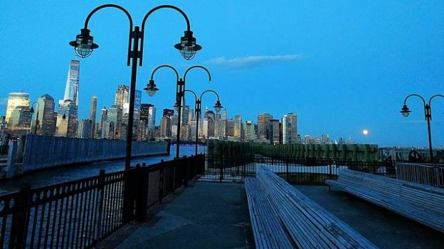 Liberty State Park Night (1)