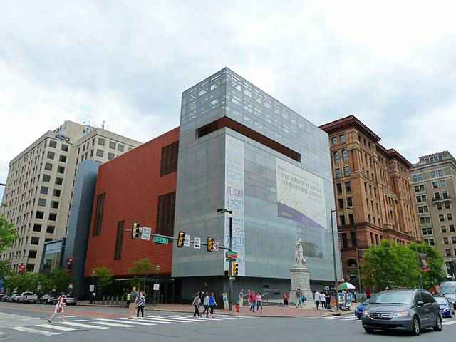 アメリカでのユダヤ人の歴史が分かるミュージアム National Museum of ...