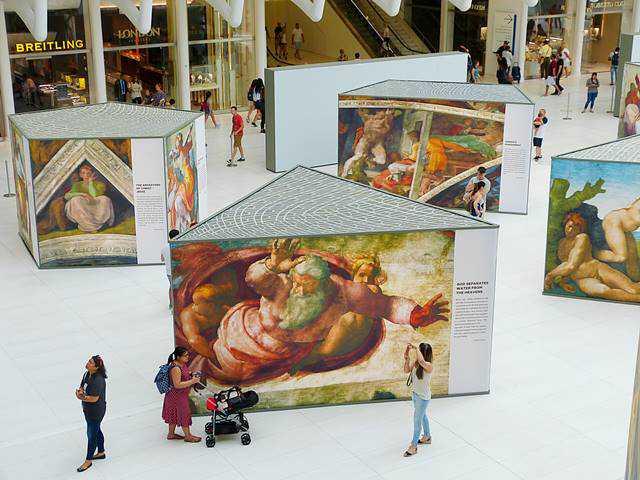 Sistine Chapel in Oculus (1)