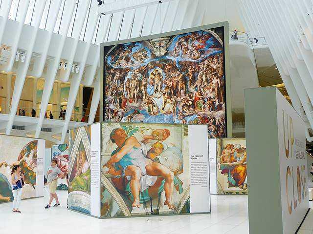Sistine Chapel in Oculus (2)