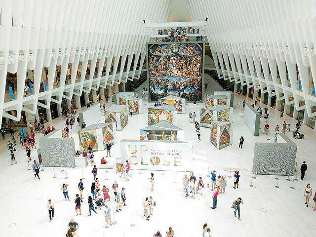 Sistine Chapel in Oculus (5)