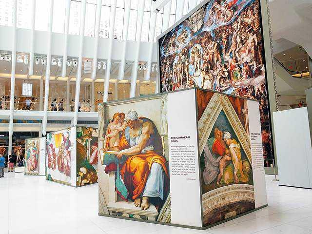 Sistine Chapel in Oculus (7)