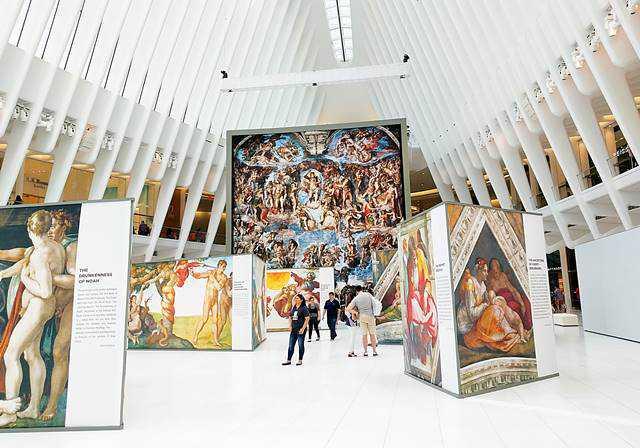Sistine Chapel in Oculus (8)