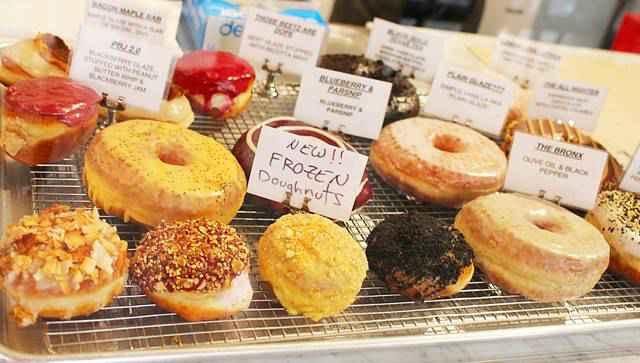 The Doughnut Project (5)
