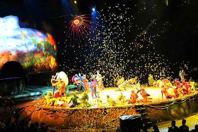 Cirque du Soleil OVO (17)