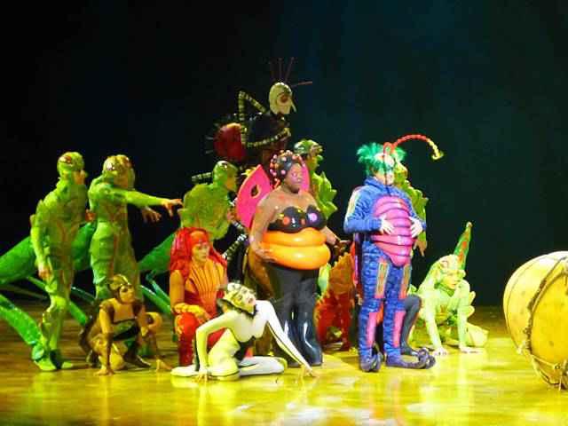 Cirque du Soleil OVO (4)