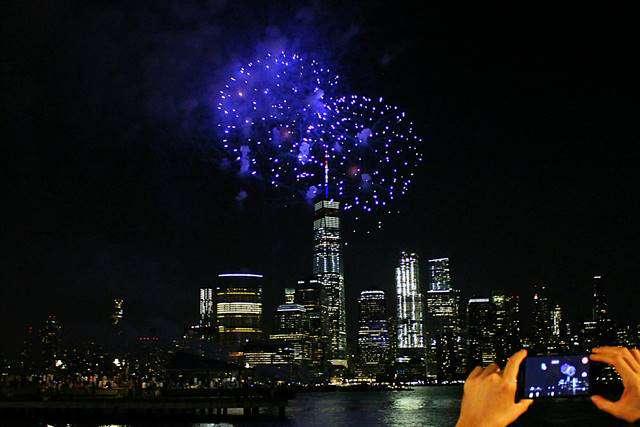 New York Fireworks (15)