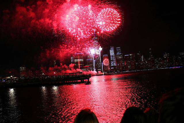 New York Fireworks (8)