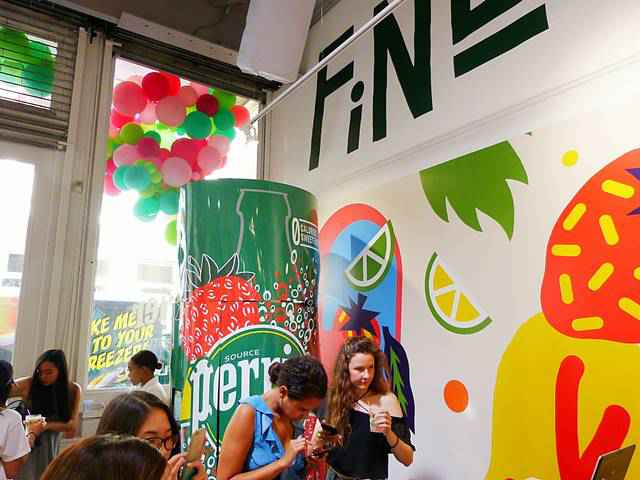 Perrier pop up NYC (13)