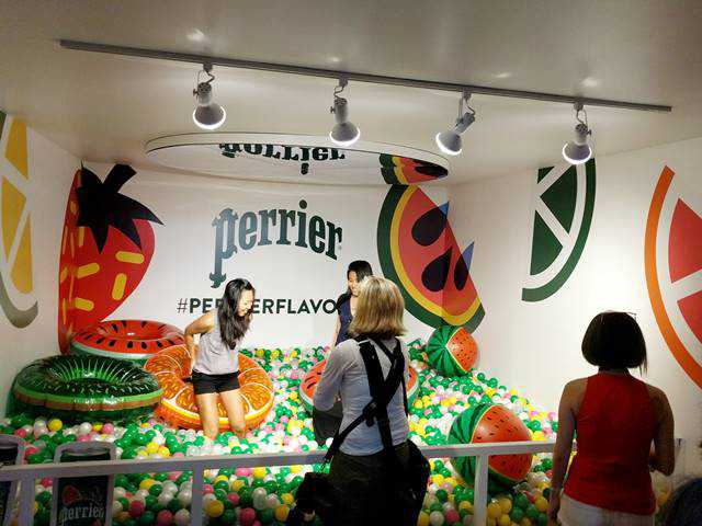 Perrier pop up NYC (18)