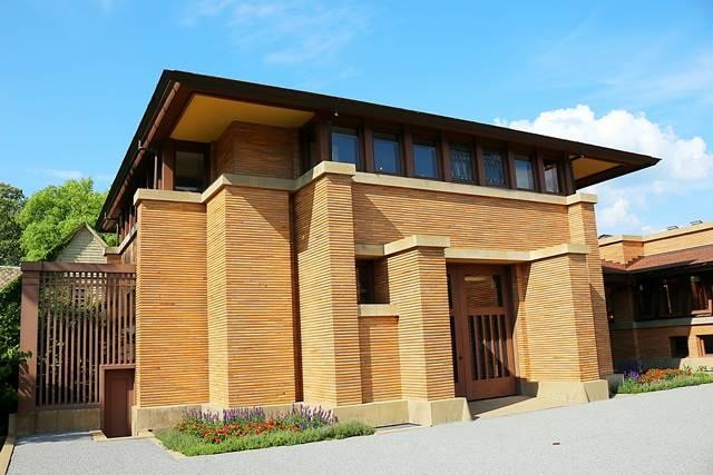 Frank Lloyd Wright's Darwin Martin House (3)