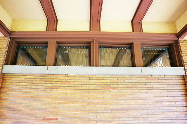 Frank Lloyd Wright's Darwin Martin House (6)
