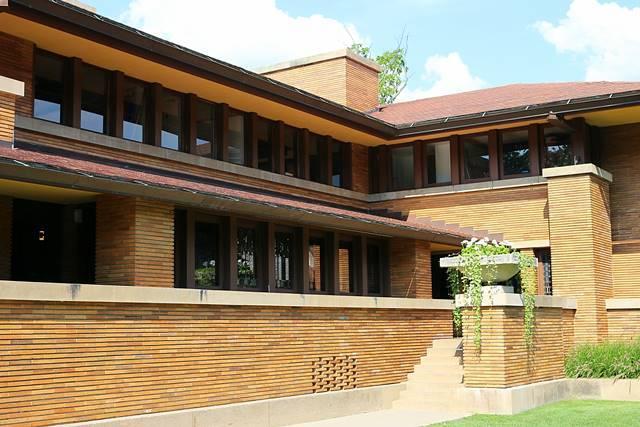 Frank Lloyd Wright's Darwin Martin House (7)