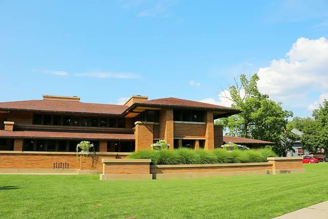 Frank Lloyd Wright's Darwin Martin House (9)