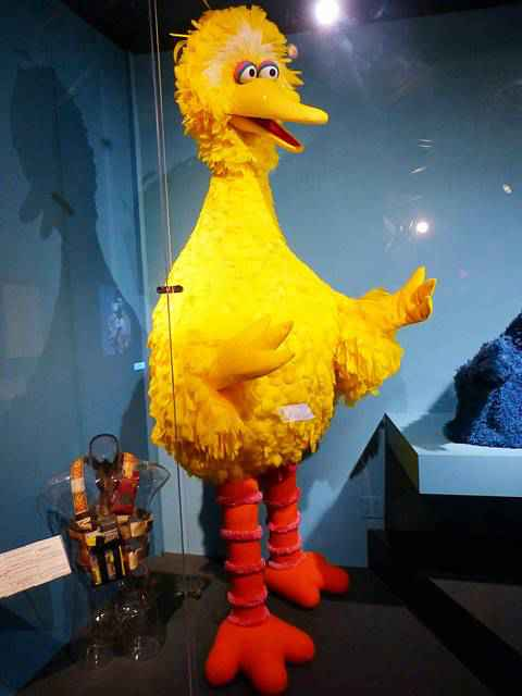 Jim Henson Museum of the Moving Image (4)
