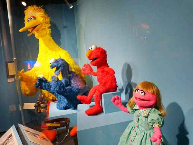 Jim Henson Museum of the Moving Image (5)