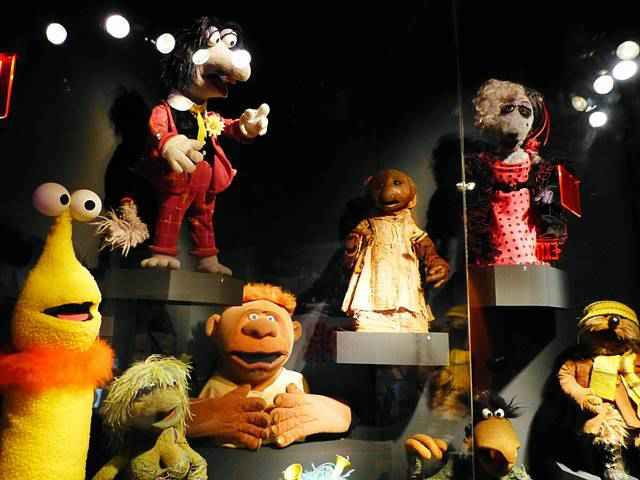 Jim Henson Museum of the Moving Image (8)