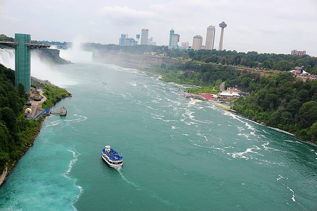 Niagara Falls Rainbow Bridge (1)