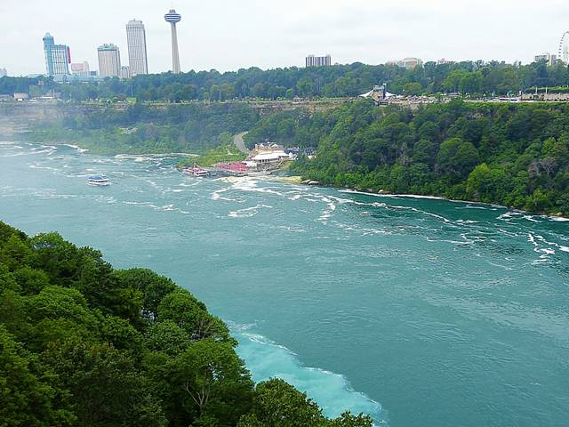 Niagara Falls Rainbow Bridge (6)