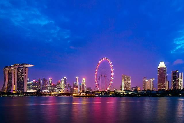 Singapore Flyer (2)
