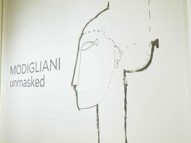 Modigliani Unmasked (1)