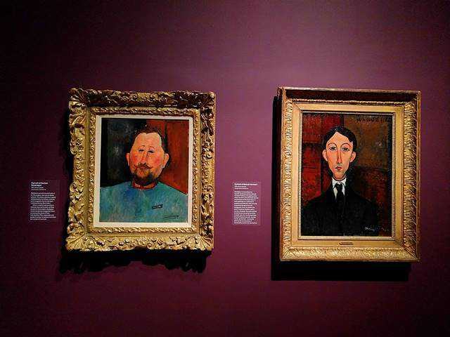 Modigliani Unmasked (6)