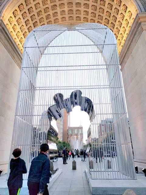 Ai Weiwei Washington Square Park (7)