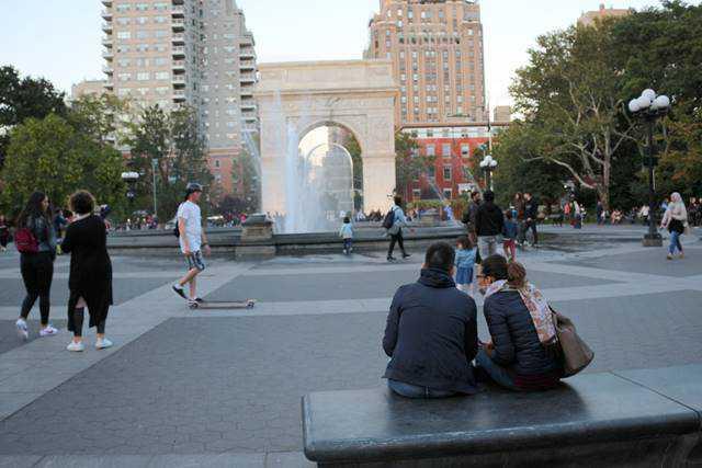 Ai Weiwei Washington Square Park (9)