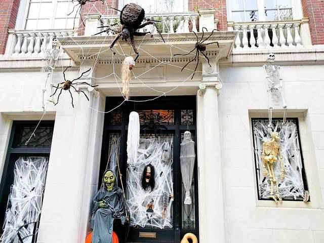 Halloween New York Upper Eastside