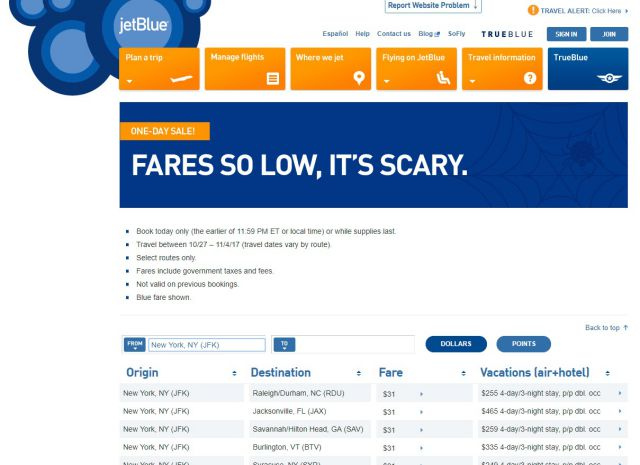 JetBlue-flight-deals